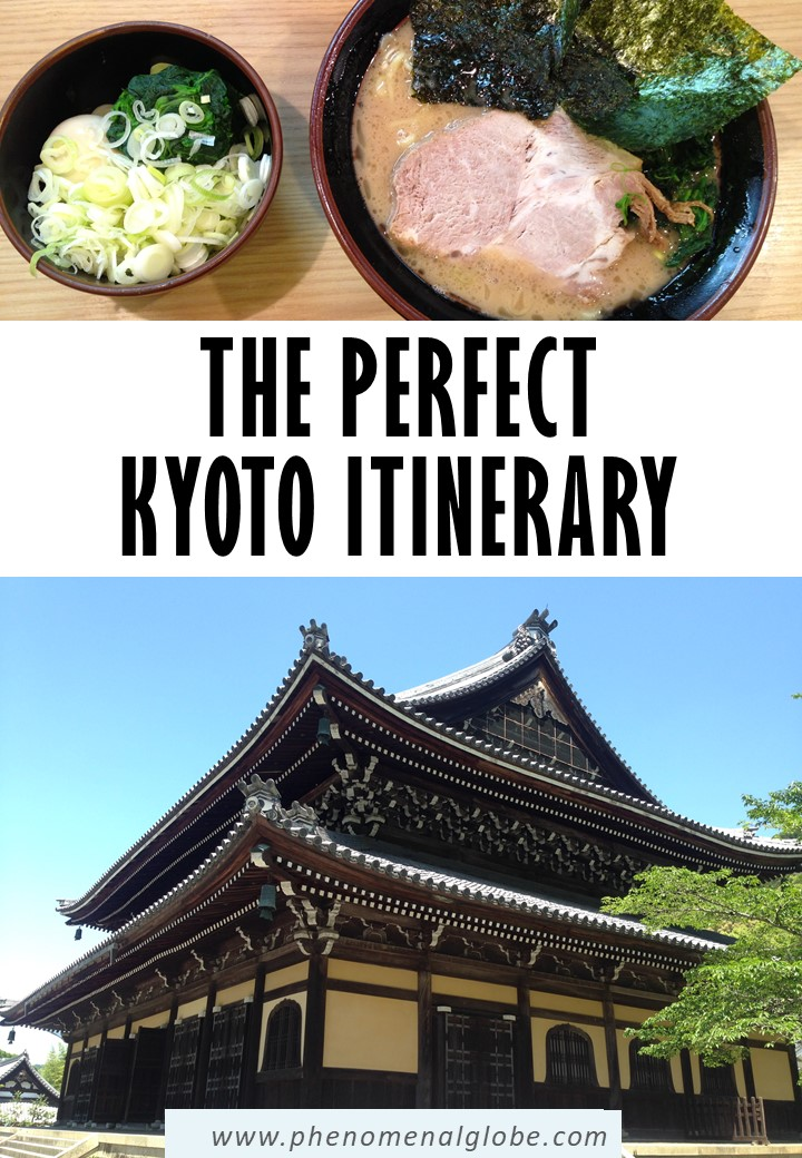 Kyoto 2 day itinerary with the best things to do in Kyoto including Kinkaku-ji (Golden Pavilion), Fushimi Inari Taisha shrine and Arashiyama Bamboo Forest. #Kyoto #Japan