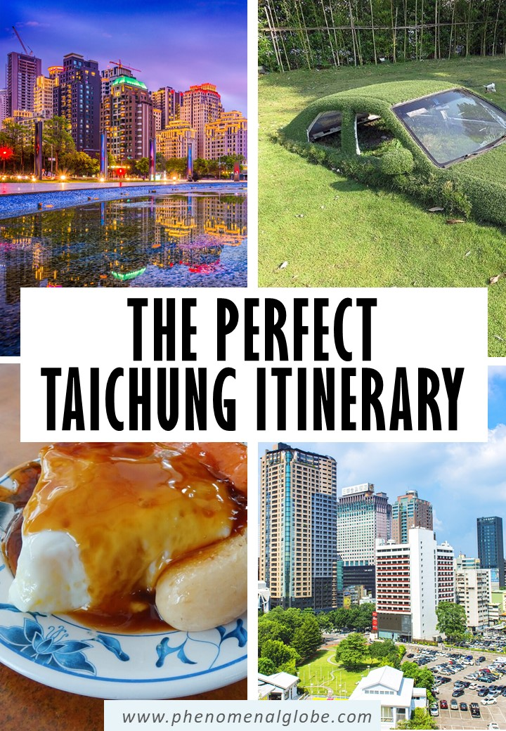 This detailed Taichung itinerary will help you discover the best things to do in Taichung and help you plan your trip to Taiwan's second most populous city. #Taichung #Taiwan #Asia