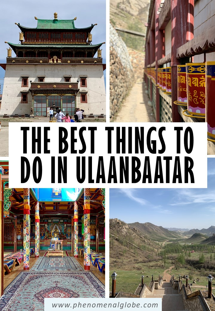 Planning to travel to Ulaanbaatar, Mongolia? Check out this Ulan Bator itinerary with the top things to do in Ulaanbaatar. #mongolia #ulaanbaatar