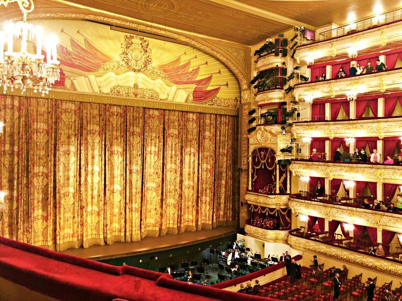 Bolshoi Theater Moscow