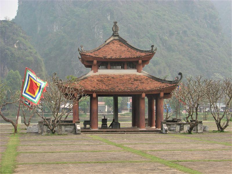 Hoa Lu Vietnam Dinh Dynasty