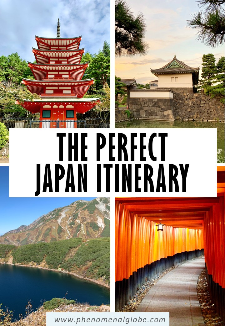 Planning a trip to Japan? This perfect Japan itinerary includes Tokyo, Hokkaido, Hiroshima, Miyajima, Nara, Koyasan, Kyoto, the Japanese Alps (Kamikochi) and Matsumoto. Read about the best things to do in Japan and check the included map to see where to find all the Japan highlights. #Japan #Asia #Travel #Itinerary