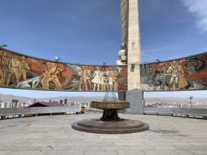 Zaisan Memorial Ulaanbaatar