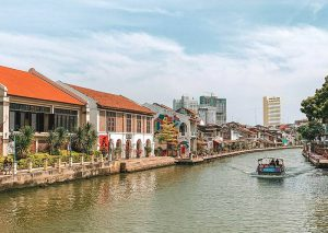 Melaka Malaysia - by CK Travels