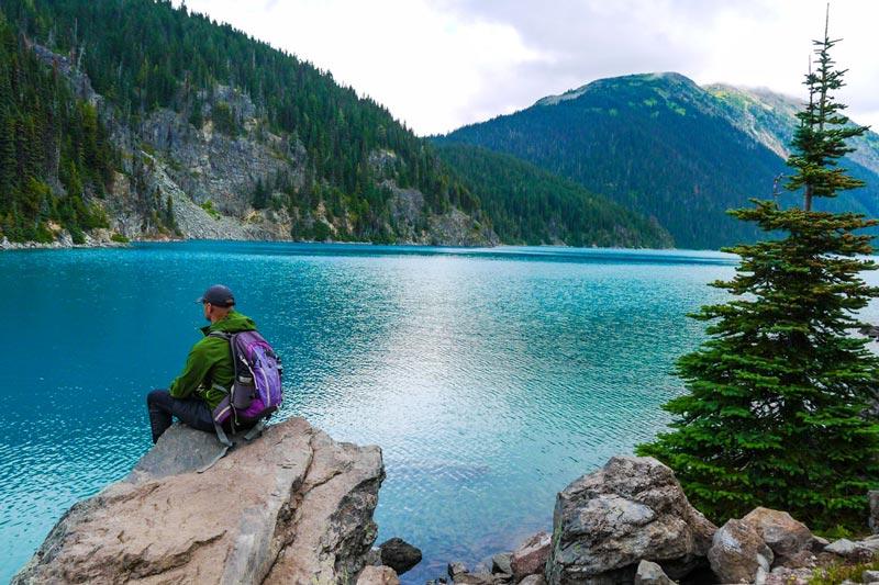 Garibaldi Lake Stingy Nomads