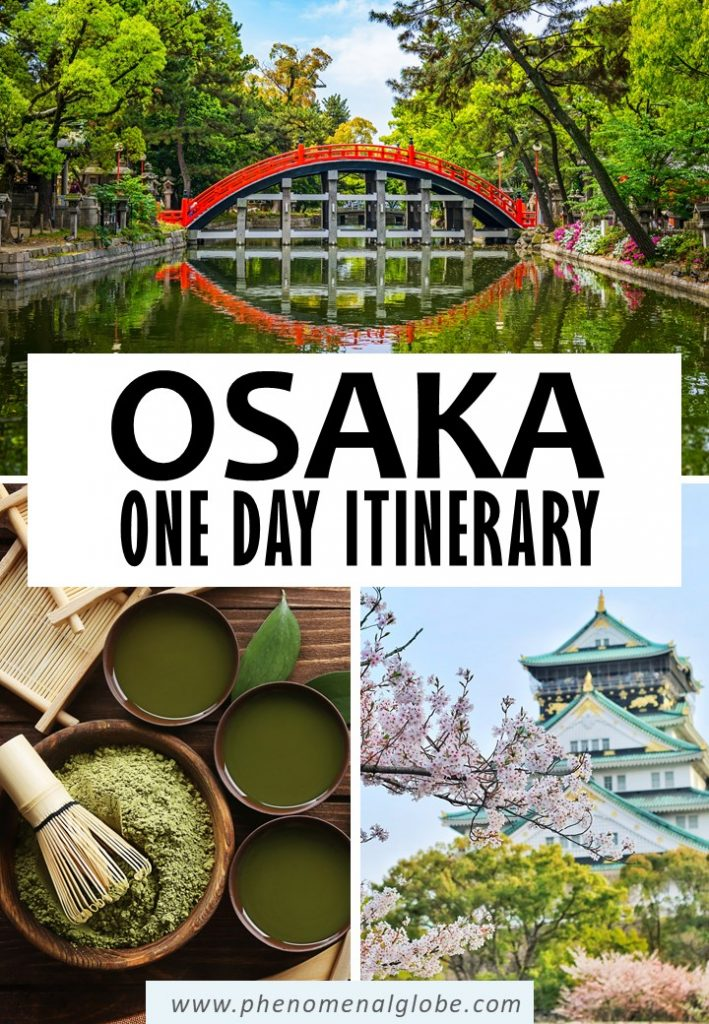 Planning a trip to Osaka, Japan? This one day Osaka itinerary will help you discover the highlights of traditional Osaka, such as Osaka Castle, Sumiyoshi Taisha shrine and Shitenno-Ji Temple. Click to read more! Osaka Japan Itinerary | #osaka #japan #osakatravel #japantravel