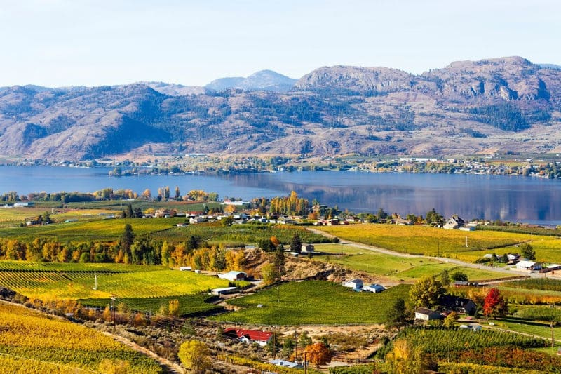 Osoyoos Lake British Columbia