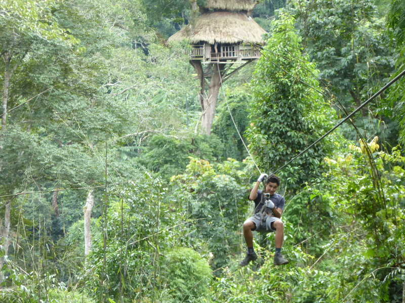 The Gibbon Experience Laos - photo by A Social Nomad