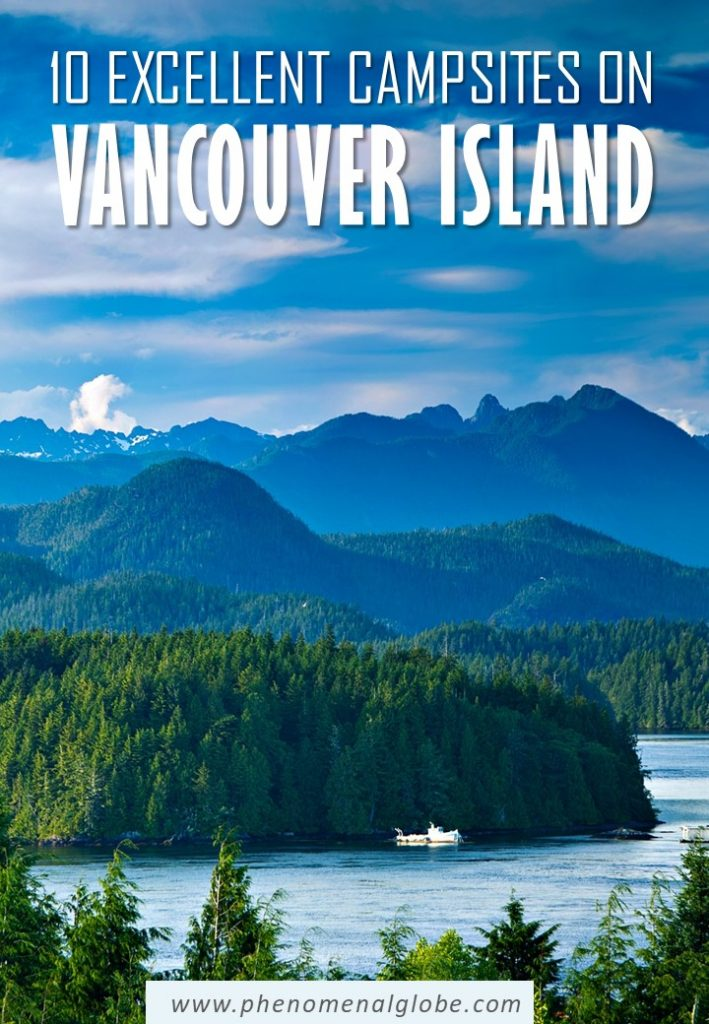 Planning a camping trip to Vancouver Island? Read everything you need to know about camping on Vancouver Island plus where to find (free) campsites. #VancouverIsland #Canada #camping