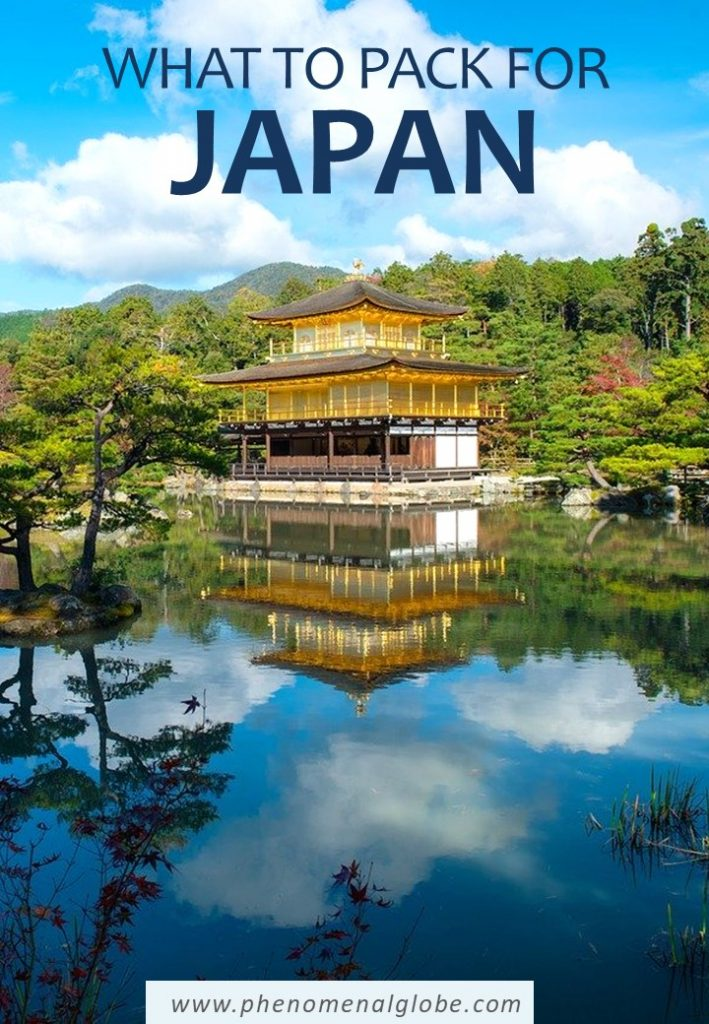 Wondering what to pack for Japan? This Japan packing list will help you pack all Japan travel essentials and includes a printable packing checklist. #Japan #packinglist #travel