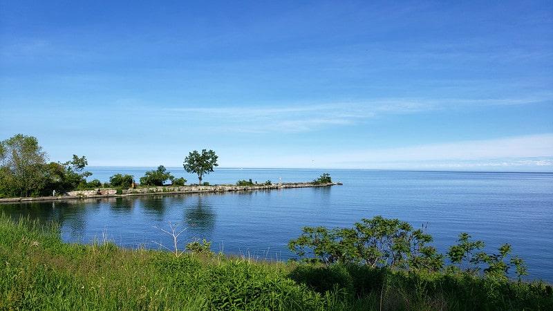 Lake Ontario Canada