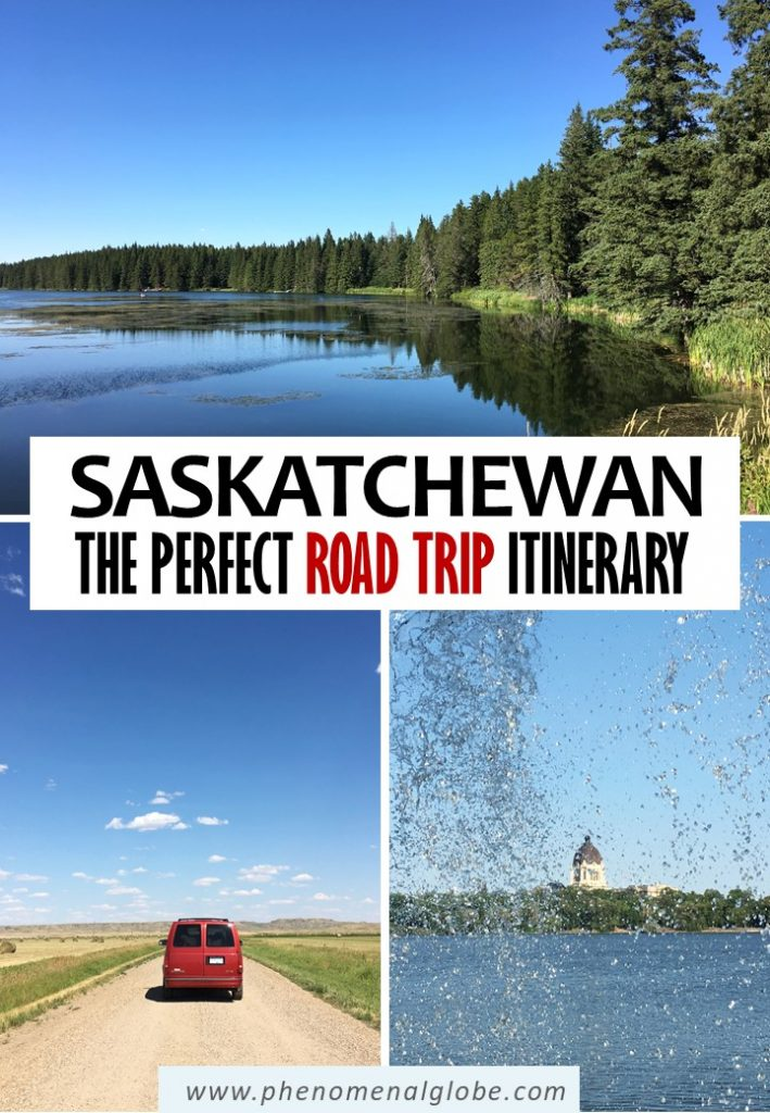 Planning a Southern Saskatchewan road trip? This Saskatchewan itinerary will help you plan your trip and discover the best things to do in Saskatchewan! #Canada #Saskatchewan #RoadTrip
