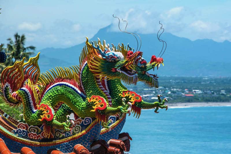 Taimali Taitung Taiwan
