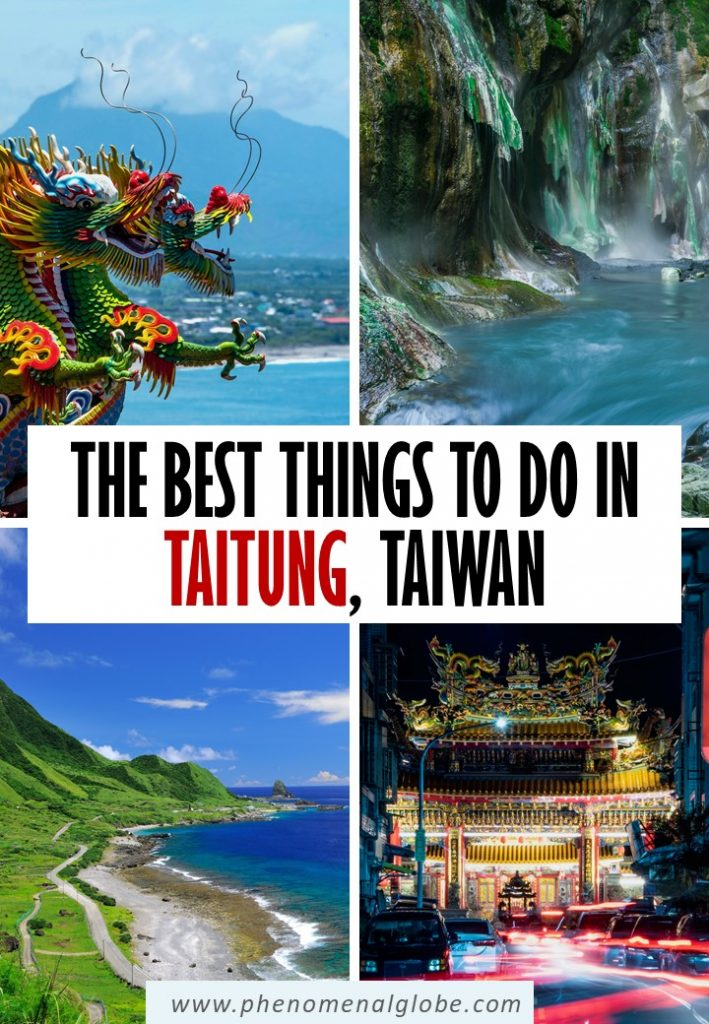 Looking for the best things to do in Taitung, Taiwan? This Taitung itinerary includes the best places to visit in Taitung City and Country as well as detailed travel advice to help you plan your trip to Taitung. #Taitung #Taiwan | Taitung travel itinerary | Plan a trip to Taitung | Explore Taiwan
