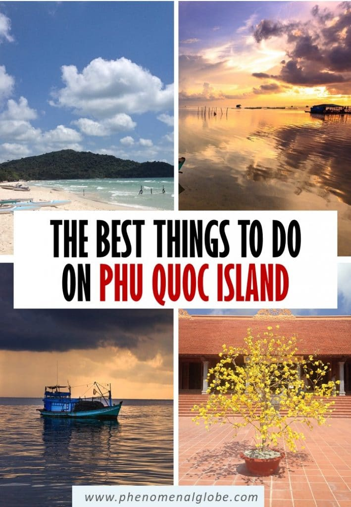 Planning a trip to Phu Quoc, Vietnam? This Phu Quoc itinerary and travel guide will help you make the most of your trip to Phu Quoc Island! #PhuQuoc #Vietnam