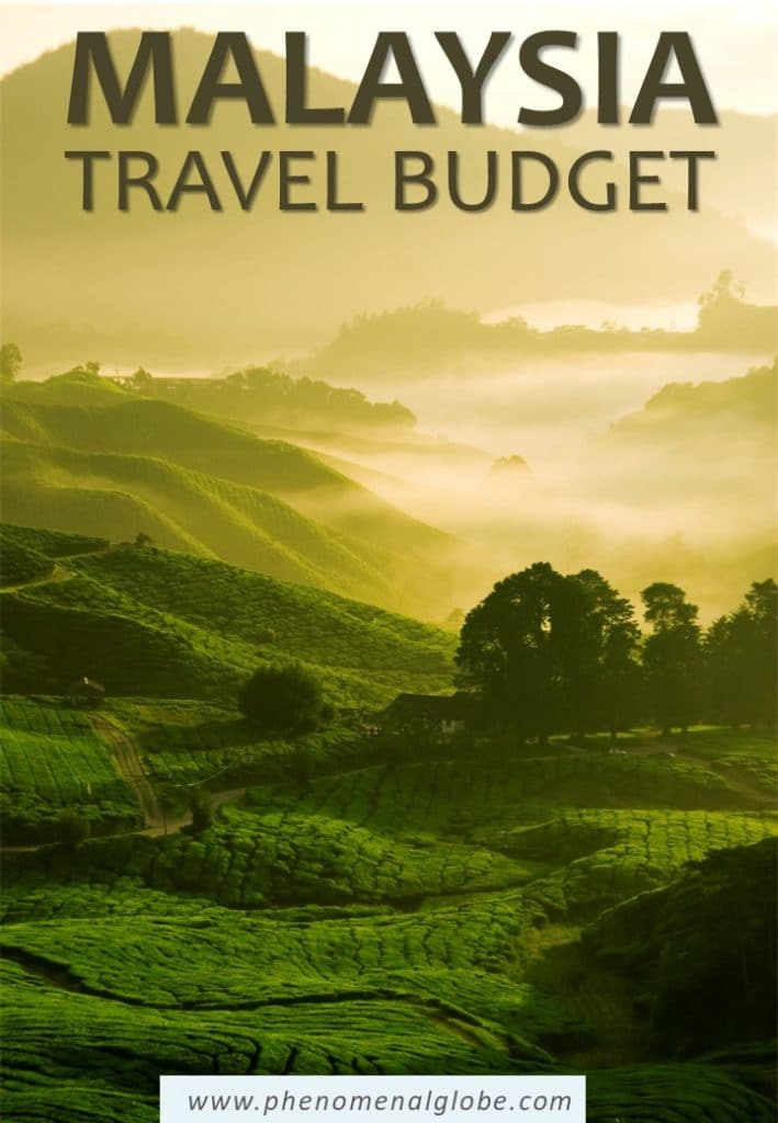 How much does it cost to travel Malaysia? In this Malaysia travel budget you can find detailed information about the average daily budget for Malaysia, as well as the costs of accommodation, transport, food and activities. #Malaysia #travelbudget #southeastasia