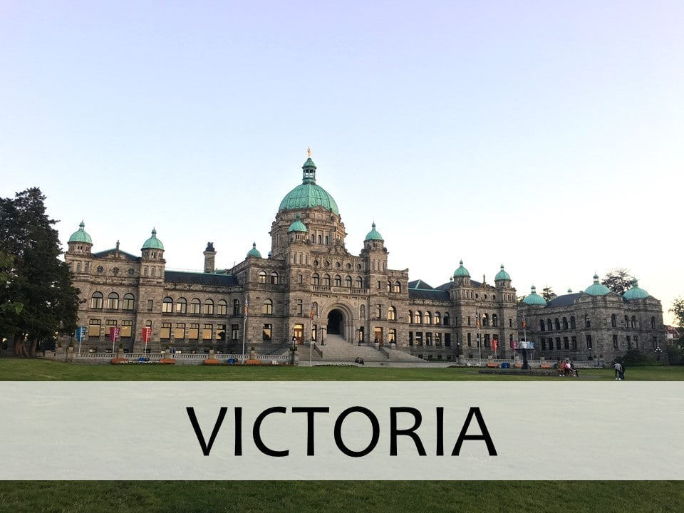 Victoria travel guide