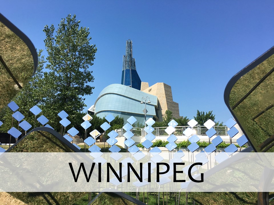 Winnipeg travel guide