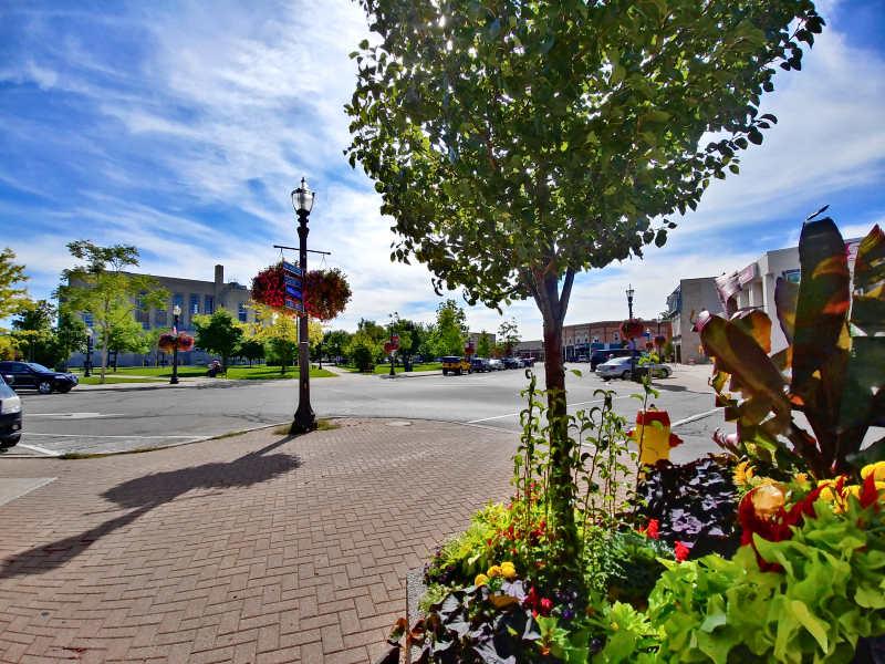 Goderich Ontario West Coast