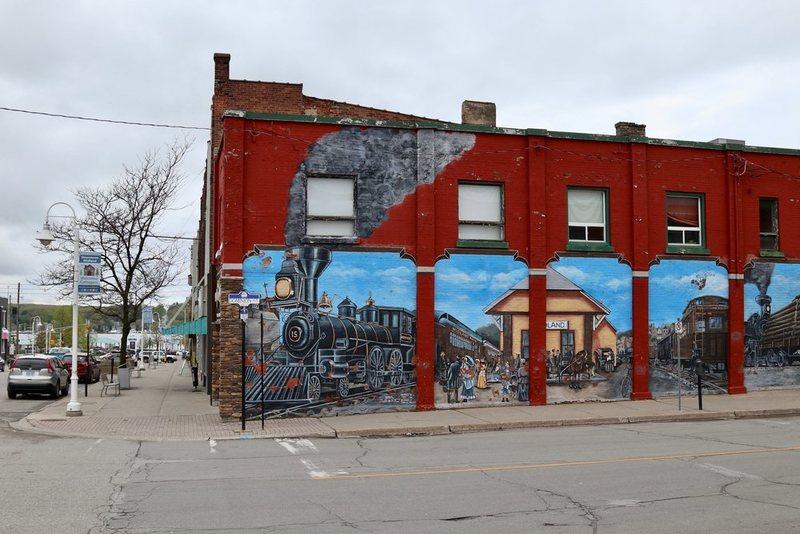 Midland Ontario - photo by Christina Leutner
