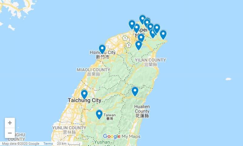 Taipei day trips