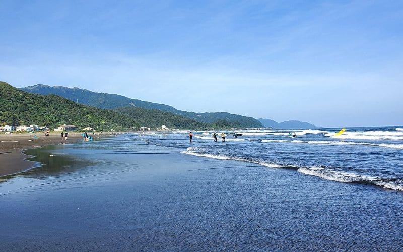 Waiao Beach Yilan County Taiwan