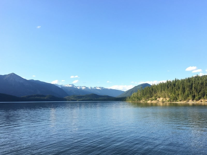 Kootenay Lake British Columbia Canada