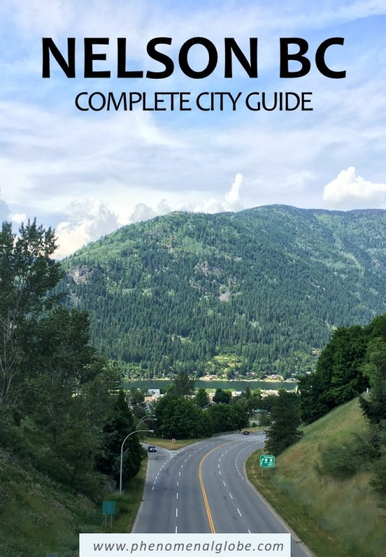 Read about the best things to do in Nelson BC, a lovely village nestled in the beautiful Kootenays that's highly worth a visit. #Nelson #BritishColumbia #BC #Canada
