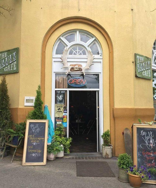 Old Town Nanaimo Vancouver Island