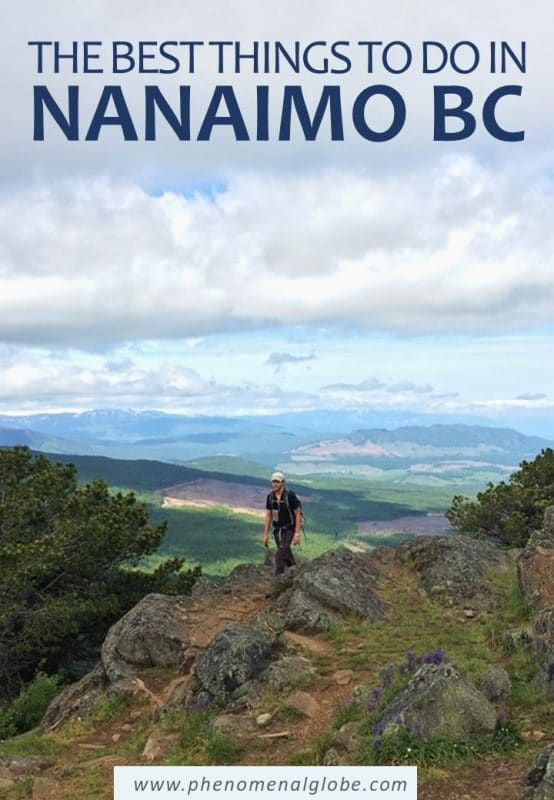 Read about the best things to do in Nanaimo, the second-largest city on Vancouver Island and one of the most underrated cities in Canada. #Nanaimo #VancouverIsland #BC #Canada