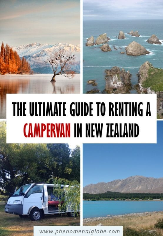 Planning to go campervanning in New Zealand? Read these essential campervan tips for New Zealand to prepare for your trip! #NewZealand #NZ #VanLife
