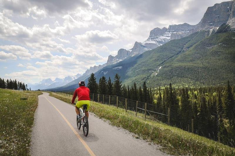 Legacy Trail in Banff