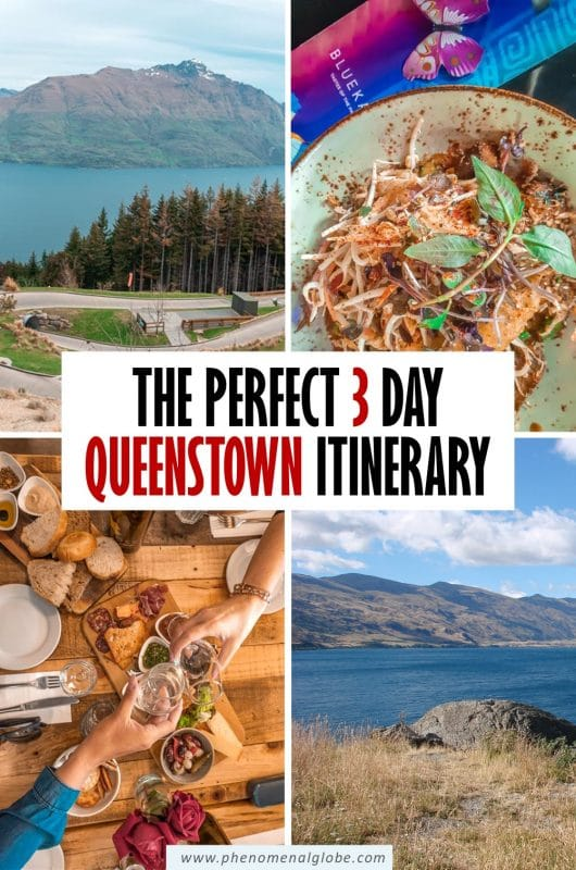 Wondering how to spend 3 days in Queenstown? This Queenstown itinerary includes the best things to do, where to stay and more! #Queenstown #NewZealand #NZ