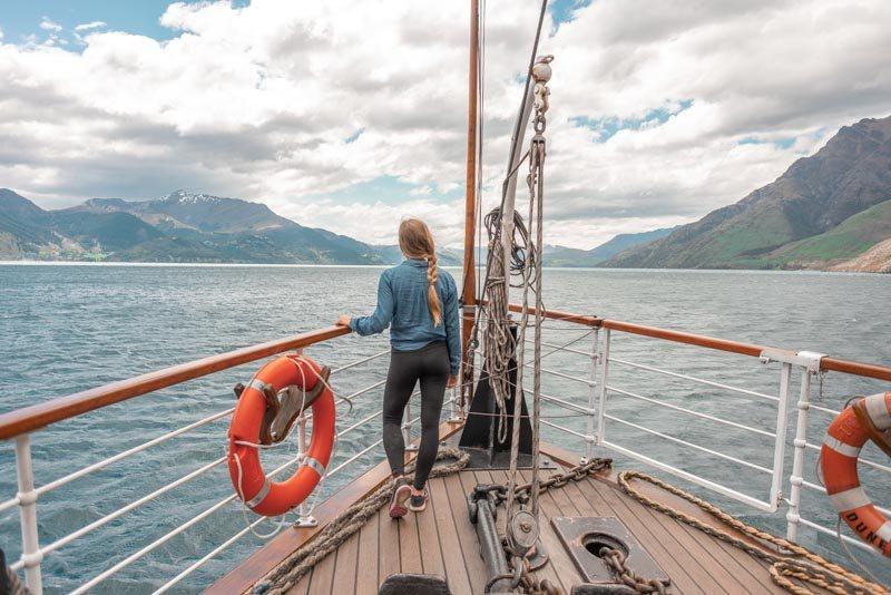 Lake Wakatipu Cruise Queenstown