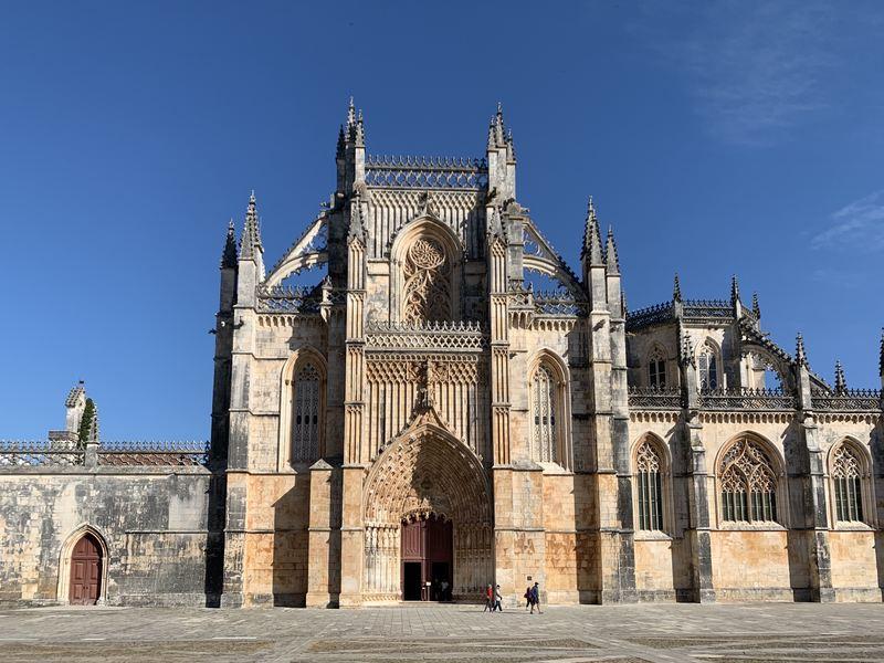Monastery of Batalha -Mosteiro da Batalha