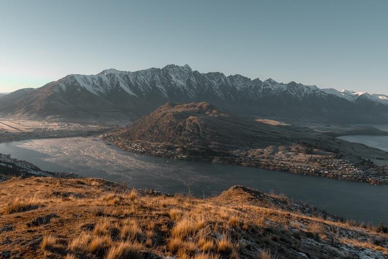Queenstown Hill New Zealand