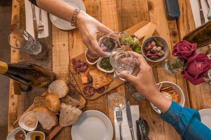 Wine tour in Gibbston Valley