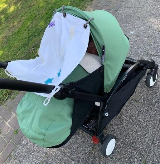 Yoyo newborn stroller