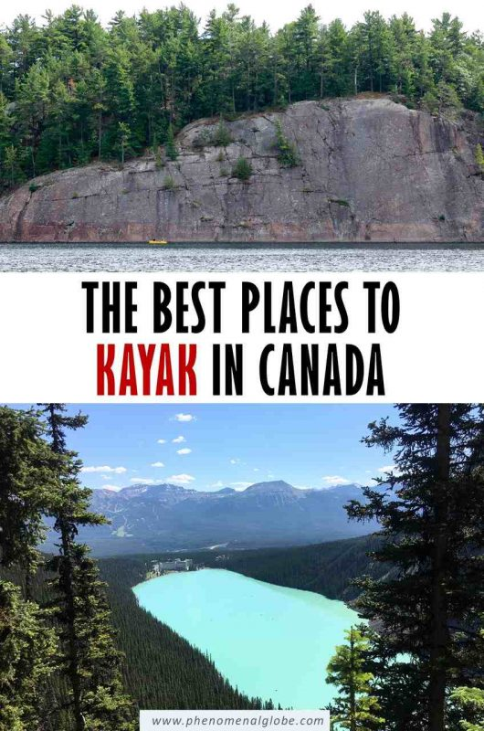 Planning a Canada kayak trip and looking for the best places to kayak in Canada? Check out this list of best canoe trips in Canada! #Canada #Kayak #Canoe