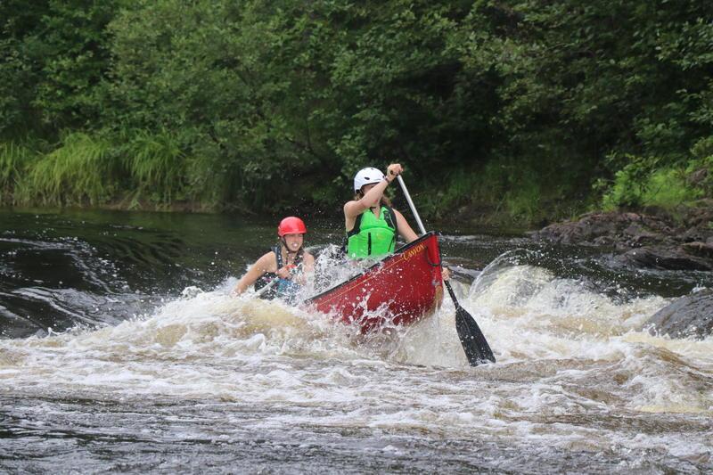 Kayak Canada - Noire River
