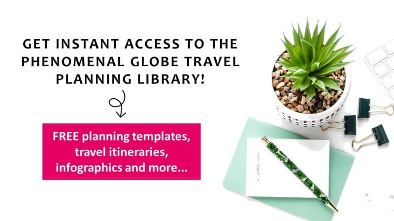Phenomenal Globe Travel planning Library